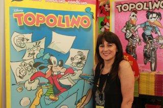 Valentina De Poli non è più il direttore di Topolino. Al suo posto Bertani e Lupoi
