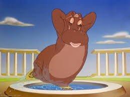 fantasia hippo