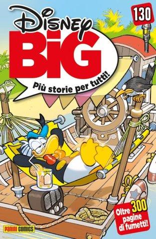 da gennaio 2019 disney big riduce la sua porposta a 300 pagine di fumetti