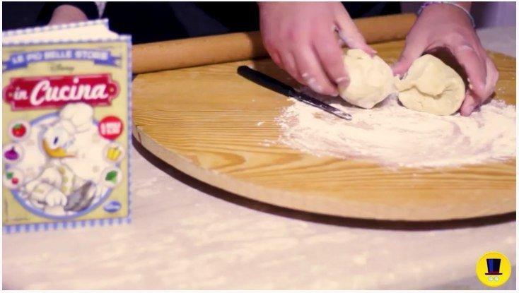torta di mele pasta brisé divisa