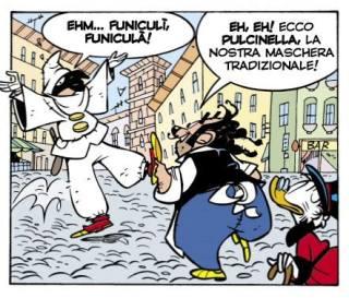 Pulcinella, la maschera napoletana