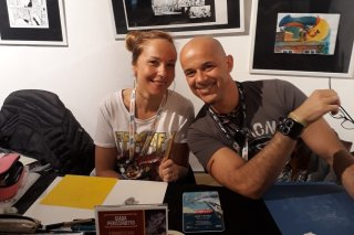 Lorenzo Pastrovicchio e Giada Perissinotto: l'intervista all'ARF