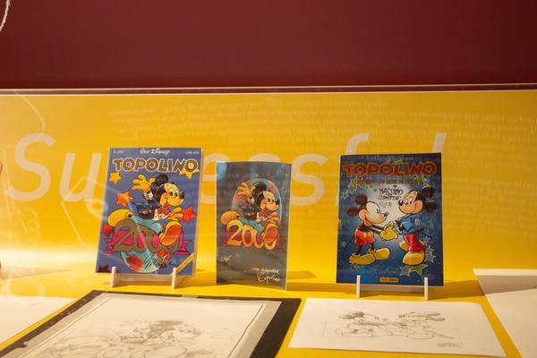 70 anni di Topolino: la mostra ufficiale