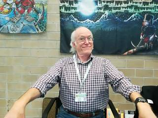 Don Rosa in Italy: the great interview of Ventenni Paperoni!