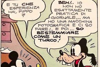 Know Your Panel: Pippo il bestemmiatore