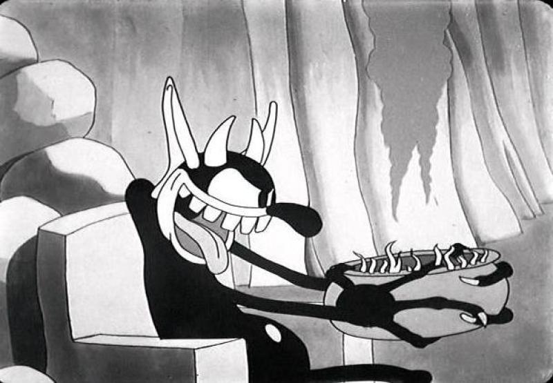 hells bells, horror, halloween, animazione, silly symphony