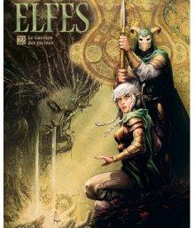 Il 22° volume di Elfes, la saga fantasy illustrata da Gianluca Maconi