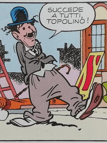 cammeo Charlie Chaplin