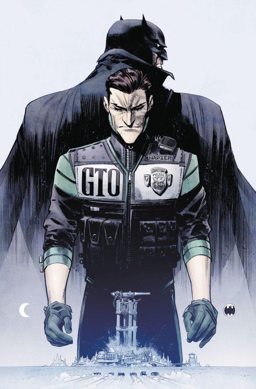 "Batman in ""White Knight"""