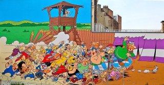 Si è spento Albert Uderzo, il papà di Asterix