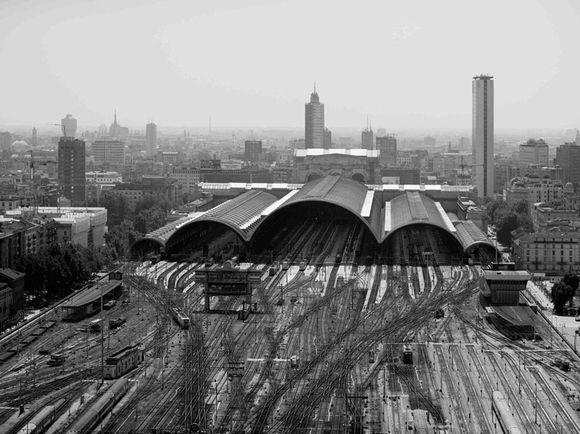 Architettura - Stazione centrale Milano