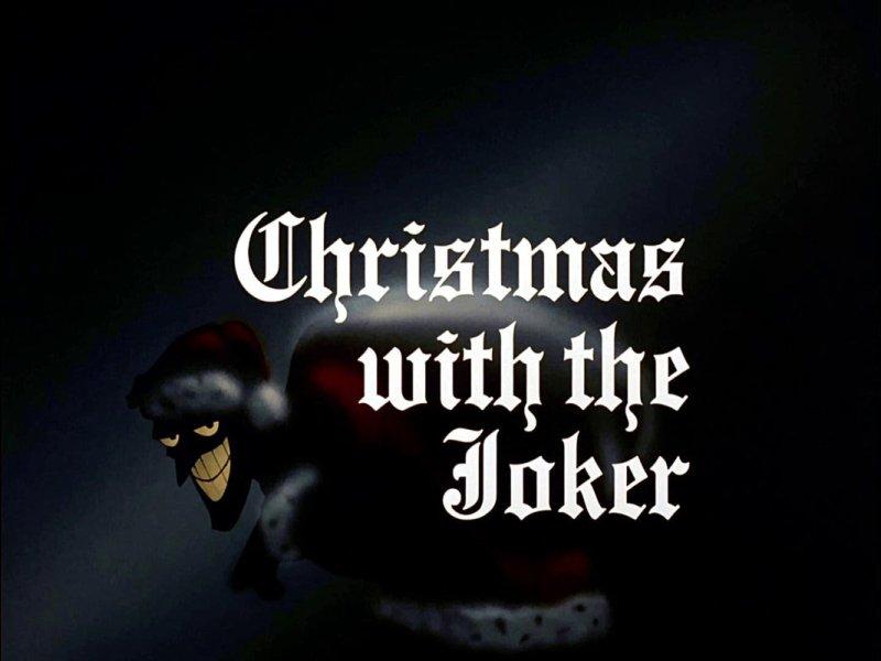 Natale e Joker