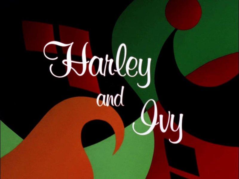 Harley e Ivy