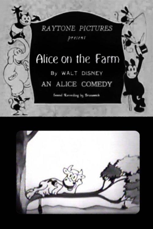 Alice Comedies Clarabella Orazio Pippo