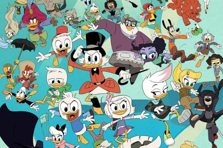 terza stagione ducktales