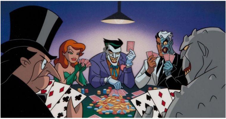 Partitina a Poker tra malvagi, by cbr.com