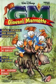Giovani Marmotte