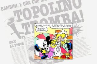 Topolino Tromba! La storia proibita dalla Disney