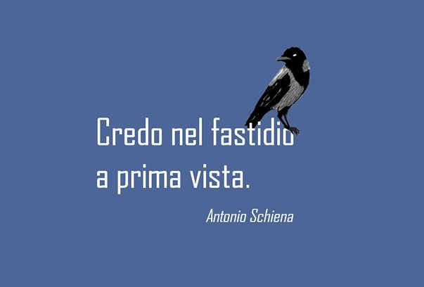 Antonio Schiena – Antipatia Papera
