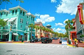 Celebration città costruita da Disney