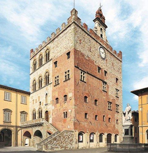 Palazzo Prato architettura