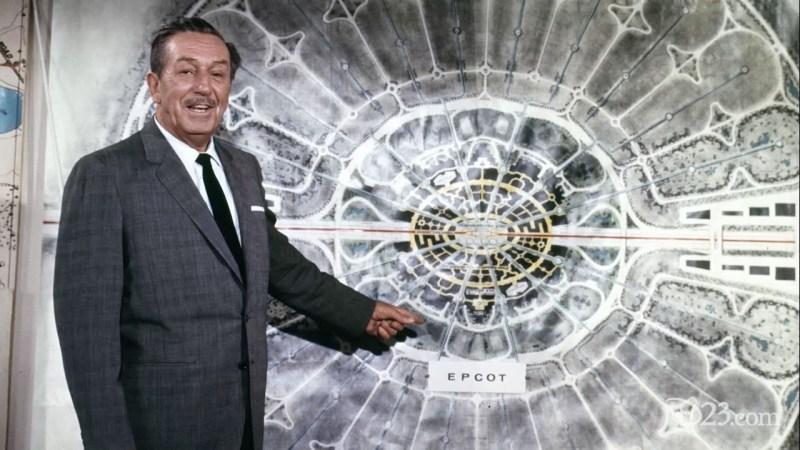 Walt Disney e EPCOT