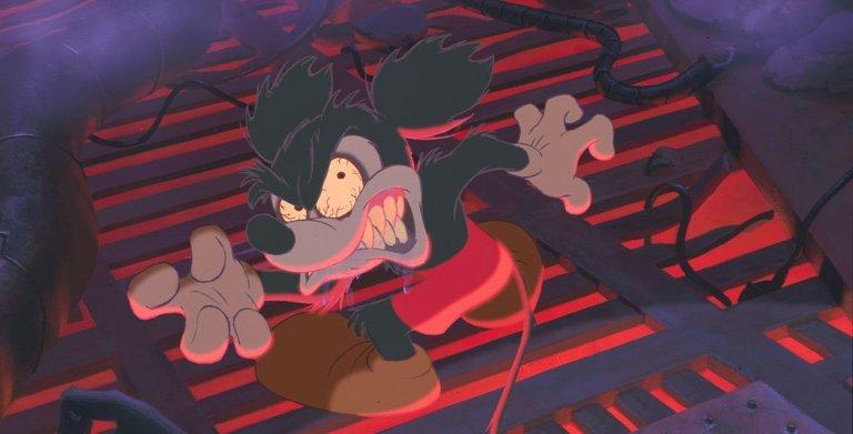 topolino cattivo e malvagio
