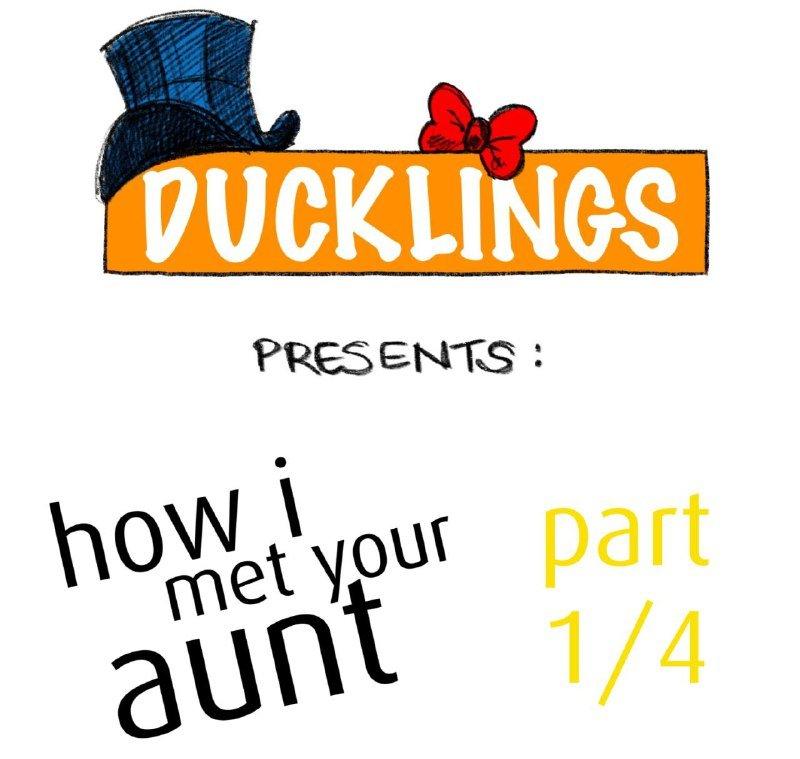 logo aunt ducklings