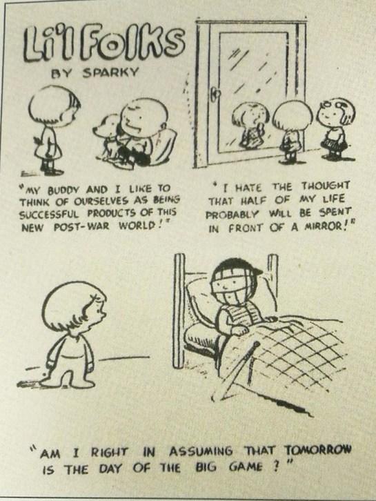 Peanuts Lil' Folks