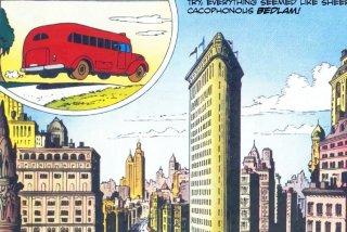 Guida all'architettura nascosta fra le pagine di Topolino – vol. 2