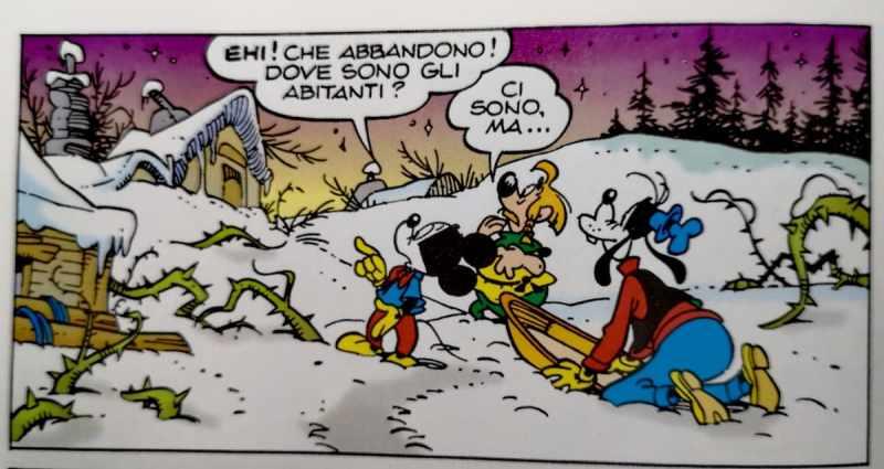 rovi in una vignetta della saga della spada di ghiaccio