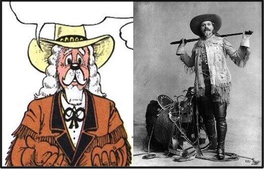 Buffalo Bill Saga