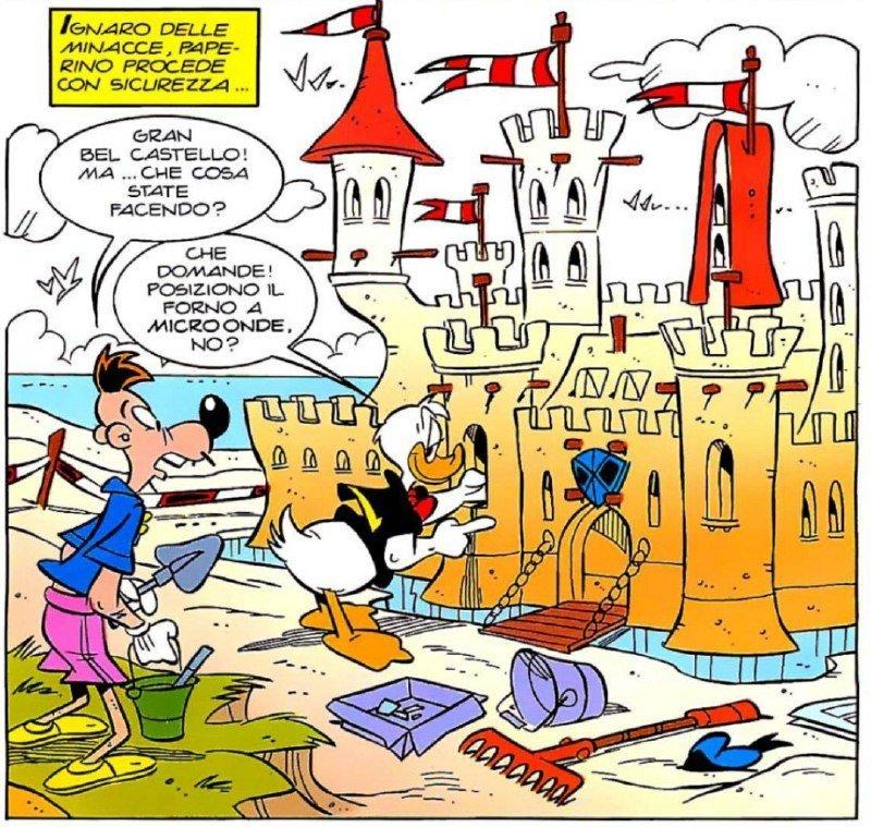 dieci storie Disney da leggere al mare
