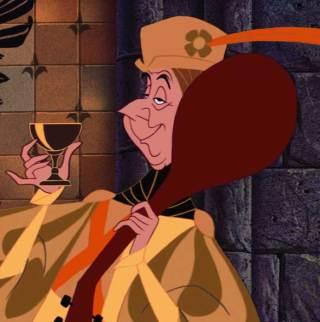 Comparse Disney Menestrello