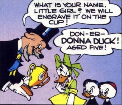 paperino donna duck