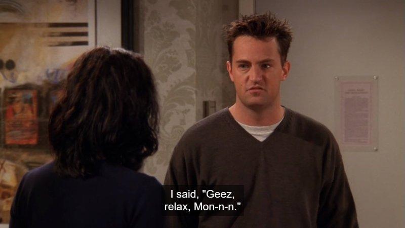 Friends-Mon