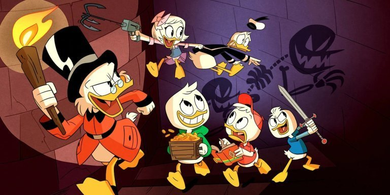 DuckTales: verso nuove serie spin-off