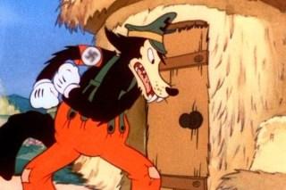Quella volta che… I tre porcellini sfidarono il lupo nazista