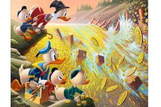 Viandanti tra le Meraviglie: la guida definitiva ai quadri di Carl Barks