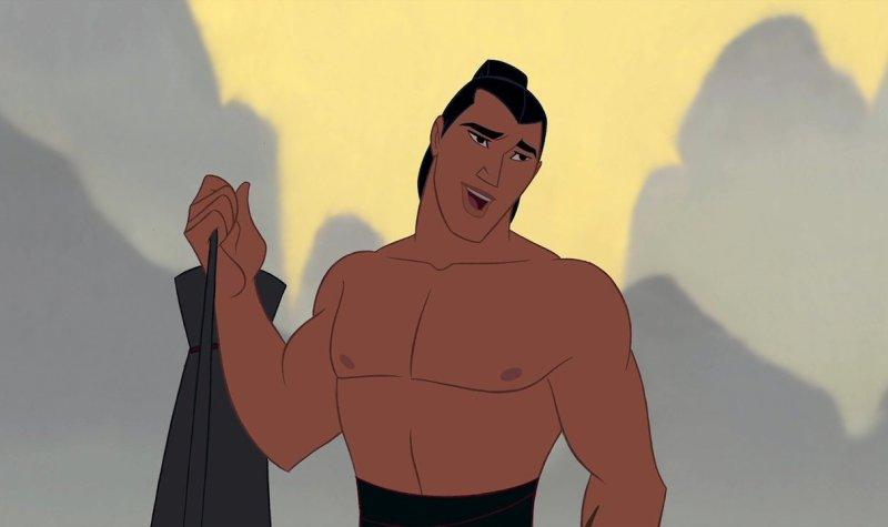 Shang personaggi sessualizzati