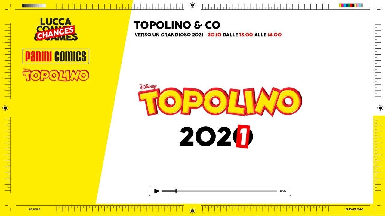 Lucca ChanGes: tutte le novità Disney Panini previste nel 2021