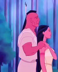 Pocahontas vera storia