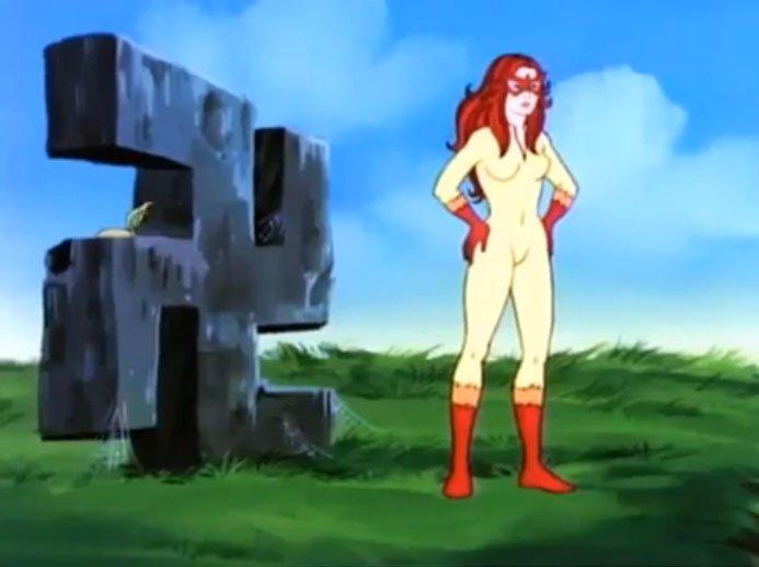 starfire spider-man disney+