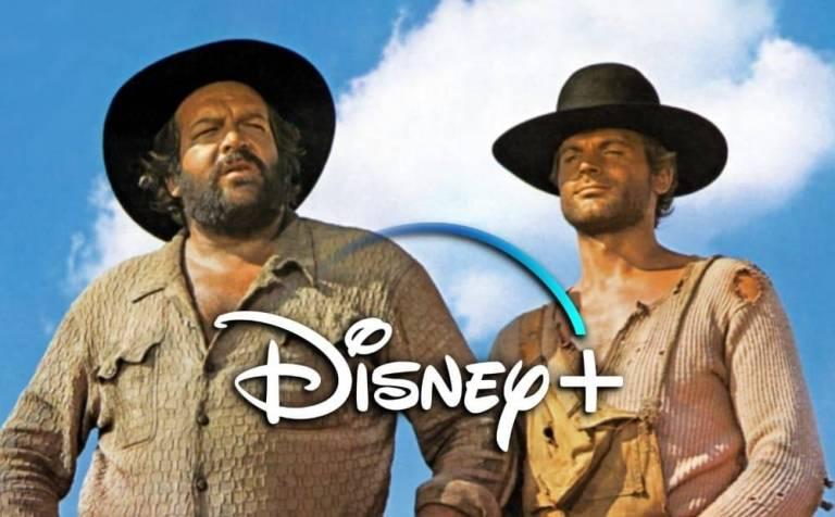 Bud e Terence su Disney+