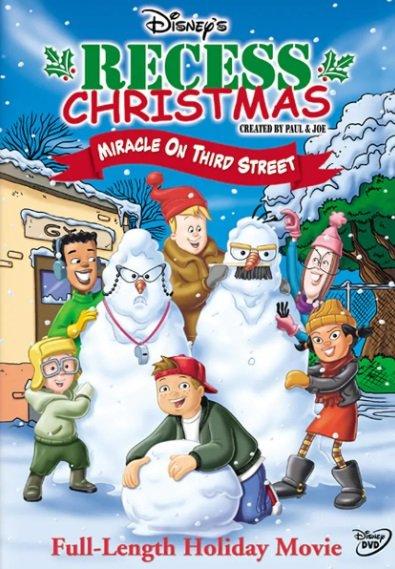 Ricreazione Natale terza strada Disney