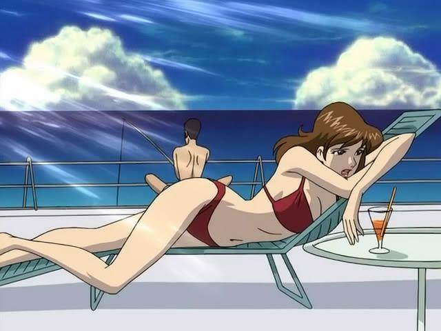 Fujiko Mine personaggi sessualizzati