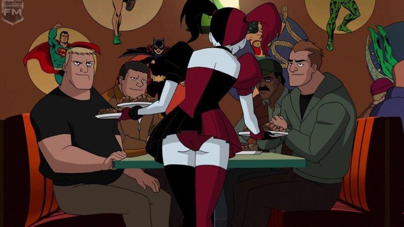 Harley Quinn personaggi sessualizzati
