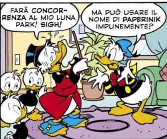 Zio Paperone, Paperinio e Qui, Quo e Qua