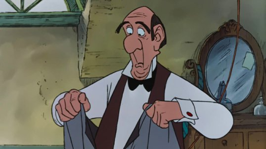 cattivi comici Disney Edgar