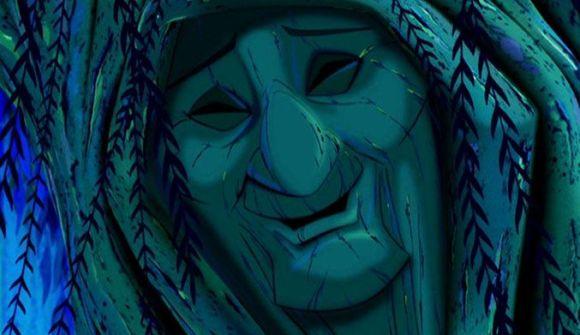 nonna salice anziani film disney